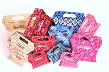 Bags - die eleganten Geschenketaschen von HARMONYMOMENTS