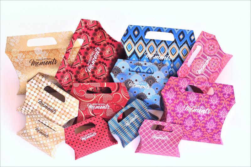 Bags - die eleganten Geschenktaschen von HARMONYMOMENTS