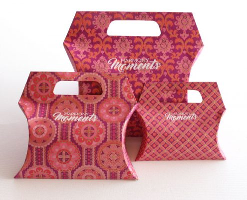 Bags von HARMONYMOMENTS in pink