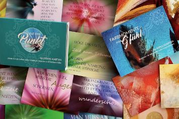 Kartenkollektionen für Inspiration und Genuss von HARMONYMOMENTS